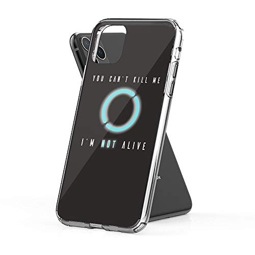 nasboy Detroit: Become Human Connor - White Case Cover Compatible for iPhone iPhone (11 Pro Max)