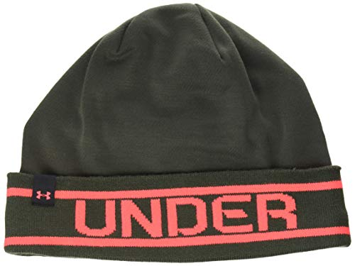 Under Armour Men's Branded Cuff Beanie muts voor heren