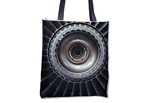 Jet Engine, Turbina, Jet, Airplane Allover Printed Totes, Popular Totes, Popular Womens 'Tote Bags, Professional Tote Bag, large Professional Tote Bags, BEST Tote Bags, BEST Large Tote Bags
