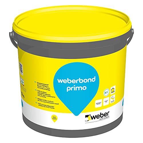 Weber 3388752181473 Pegamento para suelos blandos, neutro
