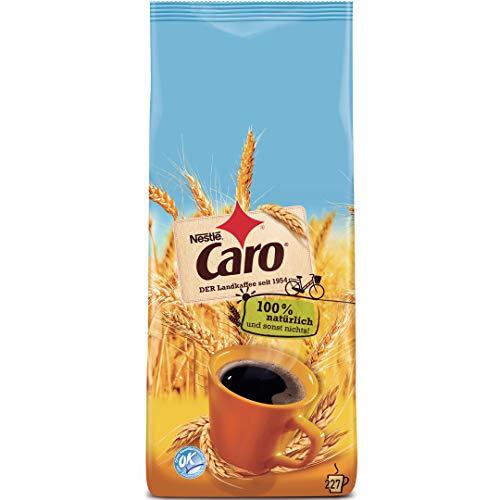 Nestlé Caro Landkaffee, lösliches Getränkepulver, 1er Pack (1 x 500g Beutel)
