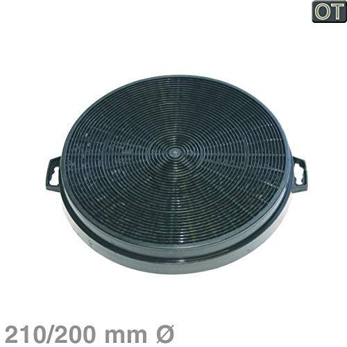 ORIGINAL Kohlefilter Filter Aktivkohle Ø 210/200mm Dunstabzugshaube Küppersbusch 501303