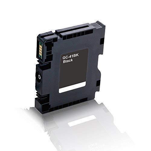 kompatible Druckerpatrone für Ricoh Aficio SG 2100 SG 2100 N SG 3100 snw SG 3110 dn SG 3110 dnw SG 3110 n SG 3110 sfnw SG 7100 dn SG-K 3100 DN Black Schwarz GC41K GC-41K