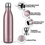 Zoom IMG-1 sportneer bottiglia acqua in acciaio