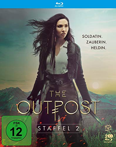 The Outpost - Staffel 2 (Folge 11-23) [Blu-ray]
