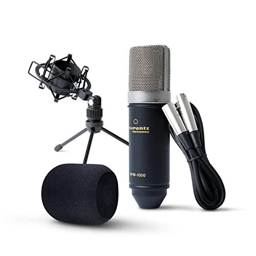 Marantz Professional MPM-1000 - Micro studio à...