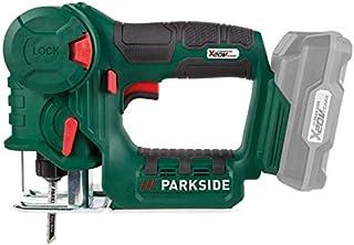 Scie sauteuse sans fil et scie alternative PARKSIDE® PSSA 20-Li A1 X20V (sans batterie ni chargeur, dans une mallette de t...