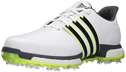 adidas Mens Tour360 Boost-M Tour360 Boost-m White Size: 15