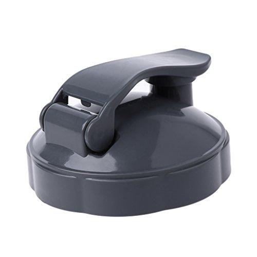 Dabxxxi Vervanging Flip Top Cup Deksel + Rubber Pakking Voor NutriBullet Flip 600W 900W Bekers