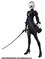 A Square Enix import From the hit video game Recreates the in-game 3D model more accurately than ever before Includes weapons virtuous contract, the virtuous treaty, cruel arrogance, and cruel Lament Includes three head sculpts, seven hand parts, an ...
