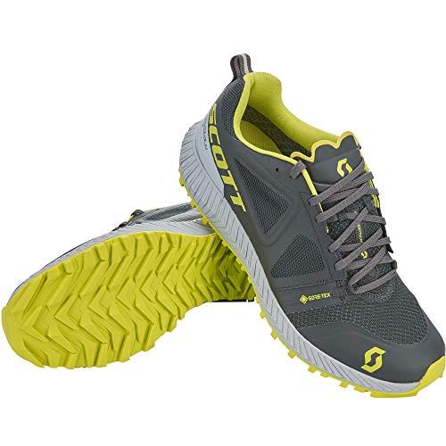Scott M Kinabalu GTX Shoe Grau, Herren Gore-Tex Laufschuh, Größe EU 44.5 - Farbe Grey - Light Grey
