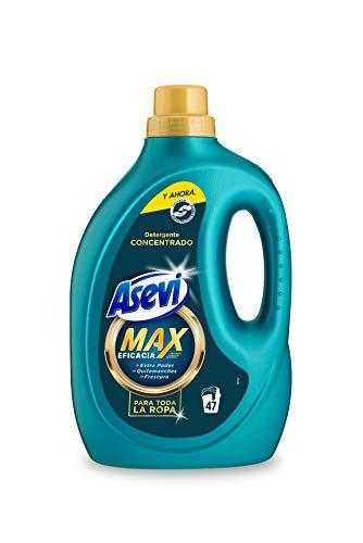Detergente Asevi Max 47 Dosis