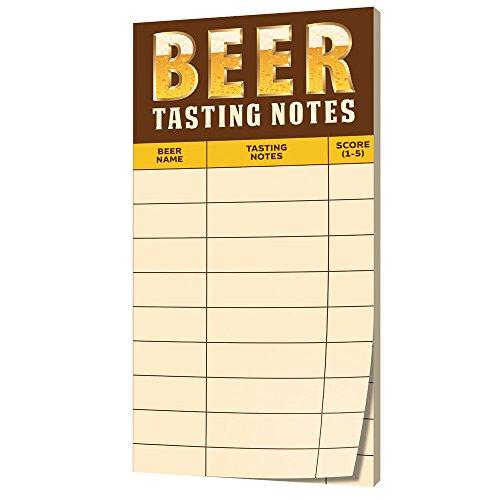 Cheers & Beers Beer Tasting Score Sheet