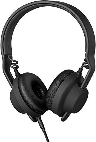 Aiaiai TMA-2 Auriculares para DJ, Adaptador de Jack Estéreo, Color Negro