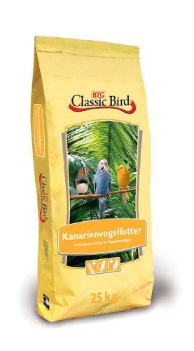 Classic Bird Kanarienvogelfutter ohne Rübsen 25kg