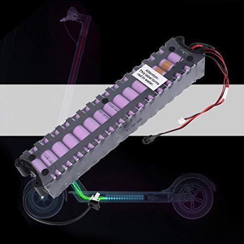 SALUTUYA Batería de Repuesto de Alta eficiencia de Trabajo de 5 Horas de duración para Scooter 7.8Ah Protección de Gran Capacidad Carga rápida de Descarga, para Scooter eléctrico Xiaomi