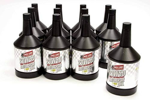 Motor Oil, 20W50, Synthetic, 1 qt Bottle,...