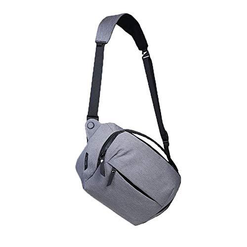 Unbekannt SLR-Kamera Schulter-Kurier-Rucksack, Atmungsaktiv und verschleißfest Taschen für die Digitale Fotografie, Wasserdichter und Leichter Kamerarucksack aus Nylon, Kapazität 5L / 10L