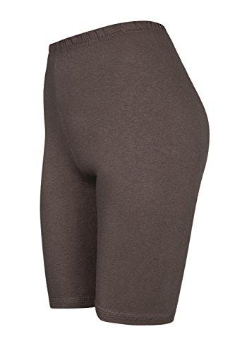DeDavide Shorts Cyclisme, Beige, XL