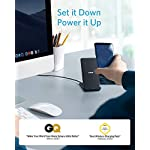 Anker Wireless Charger, PowerWave Stand, Qi-Certified for iPhone 11, 11 Pro, 11 Pro Max, XR, Xs Max, XS, X, 8, 8 Plus, 10W Fast-Charging Galaxy S10 S9 S8, Note 10 Note 9 and More (No AC Adapter) 9 The Anker Advantage: Join the 50+ million powered by our leading technology. A Galaxy of Speed: A high-efficiency chipset provides 10W high-speed charging for Samsung Galaxy. iPhones get a boosted 5W charge at 10% faster than other wireless chargers. Flip It: Charge in landscape orientation while watching videos, or portrait mode for messaging and facial recognition.