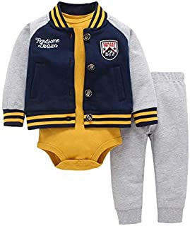Baby Clothing Set For Boys