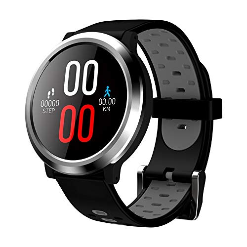 Baodanya Fitness Smartwatch,Bluetooth Smart Watch Fitness Aktivität Herzfrequenz Tracker Uhr IP67 wasserdicht Fitness Armband, Armbanduhr Uhren Uhr Smart Watch Fitness Uhr für Herren Damen