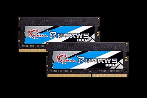 G.Skill Ripjaws F4 2666C19D 16GRS Module de mémoire 16 Go (2x8Go) DDR4 2666 MHz