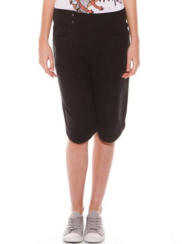 Nikita Ambitious Shorts Negro Pantalones Cortos de Mujer, Mujer, Negro, XS