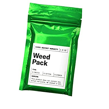 Cards Against & Humanity  WEED PACK  Expansion