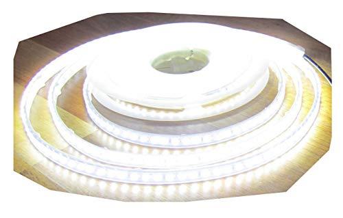 2700 Lumen 5m Led Streifen 600 LED neutralweiß wasserfest IP65 24Volt ohne Netzteil von AS-S