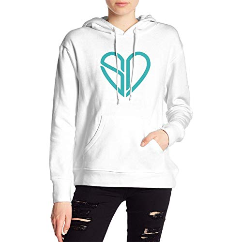 maichengxuan Heart-Sofie-Dossi Custom Women's Hoodies Youth 3D Print Pullover Hooded Long Sleeve Pullover Sweater Girls Hooded Sweatshirt