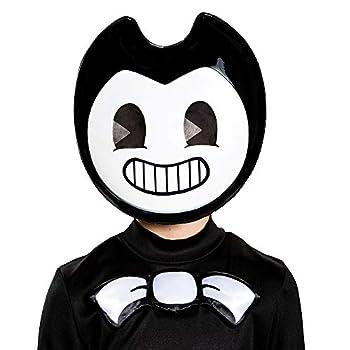 Disguise Bendy Child Half Mask