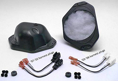Select Increments DPE97025 Dash-Pods (Without Speakers)