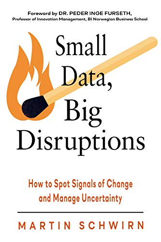 Small Data, Big Disruptions: How to Spot Signals of Change and Manage Uncertainty (English Edition)