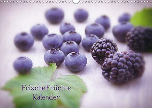 Frische Früchte Kalender (Wandkalender 2021 DIN A3 quer)