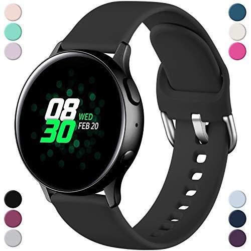 bester der welt Samsung Galaxy Watch Aktiv / Aktiv 240 mm / 44 mm kompatibles Dillero Sport Armband, wasserdicht… 2021