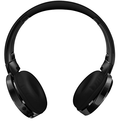 Labvon Bluetooth Headphones Over Ear Noise-Isolating Wireless Headsets Microphone-Feature Lightweight Headset Design
