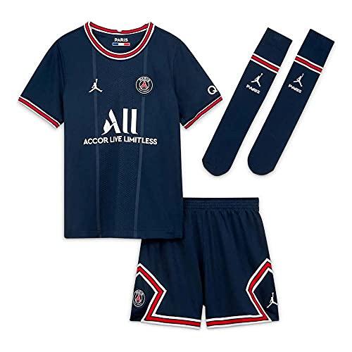 Nike - Paris Saint-Germain Stagione 2021/22 Game-Kit Home Attrezzatura da gioco, M, Unisex