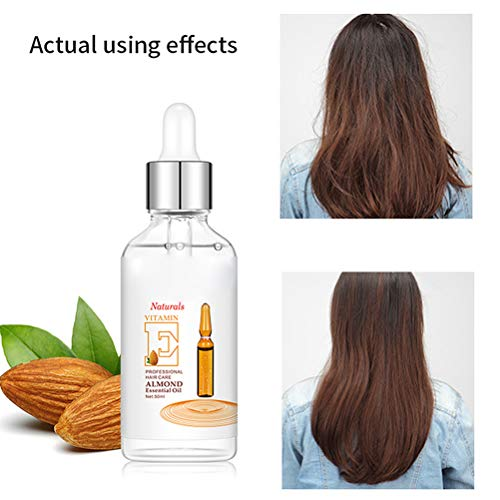TYTOGE Hair Oil for Dry Damaged Hair, 50Ml Hair Growth Anti-Hair Loss Thickening and Regrowth Essential Hair Oil for Men and Women