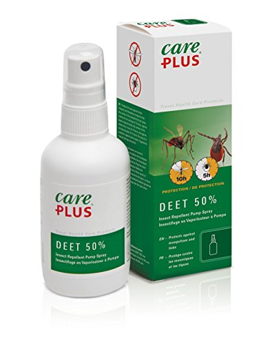 mächtig der welt Care Plus DEET 50% Spray 60ml