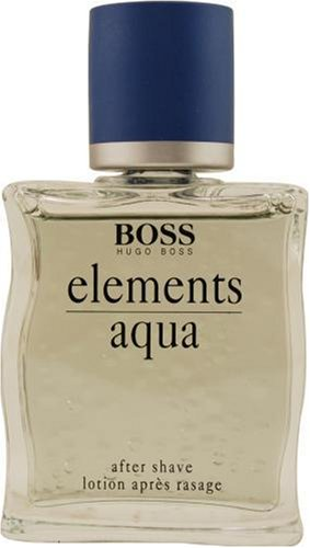 Boss Elements Aqua, homme / men, After Shave Lotion, 50 ml