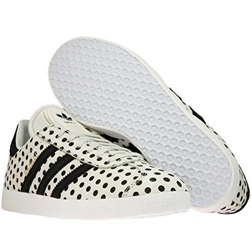 adidas CQ2179 - Zapatillas de Sintético para Mujer Blanco White (Balcri/Negbás/Ftwbla 000), Color Blanco, Talla 36 EU