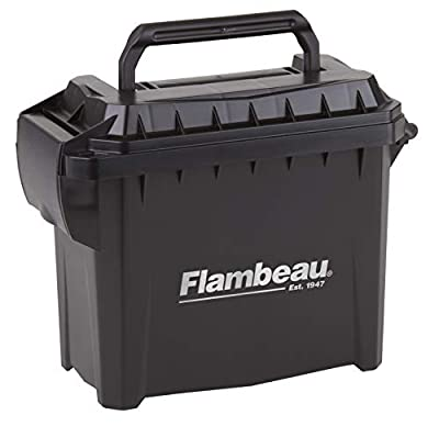 Flambeau Outdoors 5415MC Mini Ammo Can, Portable Ammo Storage