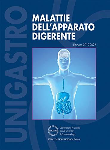 Malattie dell'apparato digerente. Edizione 2019-2022. Con Contenuto digitale per accesso on line