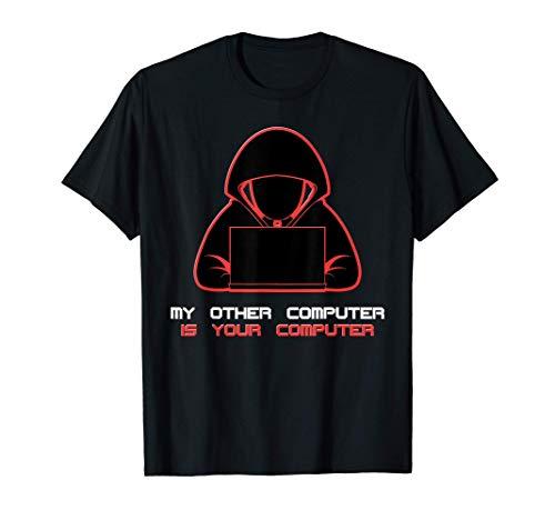 Mi otro ordenador es tu ordenador portátil de programación Camiseta