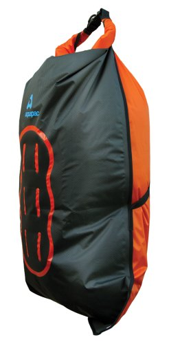 Aquapac Noatak Wet & Dryback, schwarz-orange, 85 x 48 x 2 cm, 35 liters, 755, 0.00 euro/100 ml