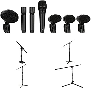 Shure PGA Drum Kit 7 Complete Package