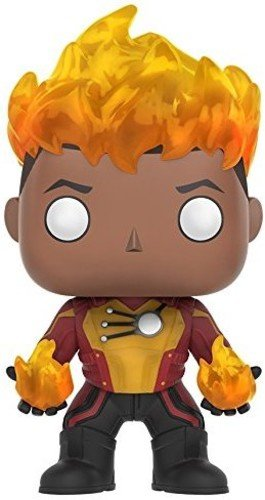 Funko POP TV: Legends of Tomorrow - Firestorm Action Figure,Multi-colored,3.75 inches