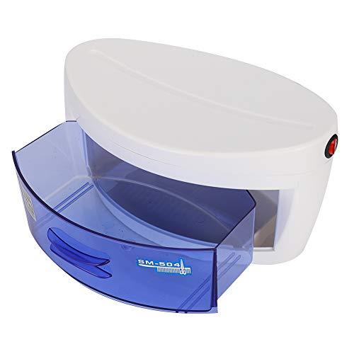FILFEEL Caja de esterilizador para uñas Nail Art UV Nail Art Tool Box(220V)