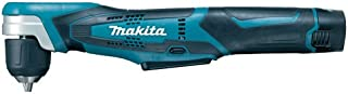 Makita DA331DWE 10.8V Li-Ion CXT Angle Drill Complete with 2 x 1.3 Ah Li-Ion Batteries and Charger Supplied in A Carry Case